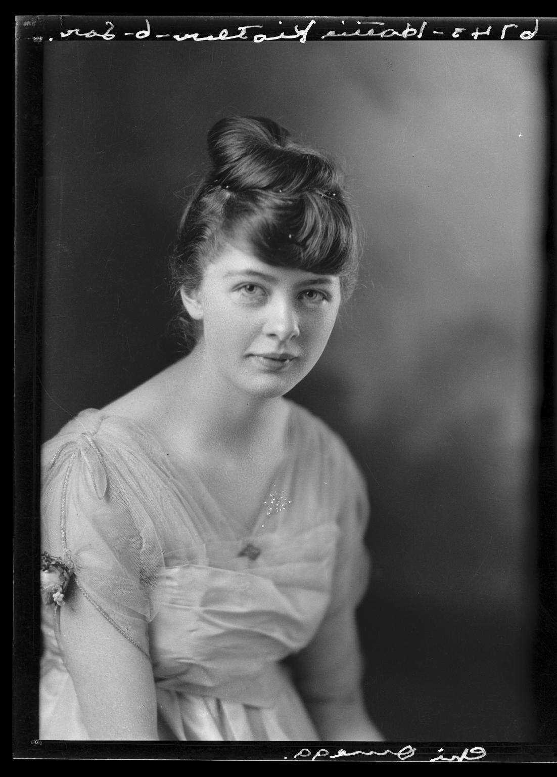 Portraits of Hattie Kistler