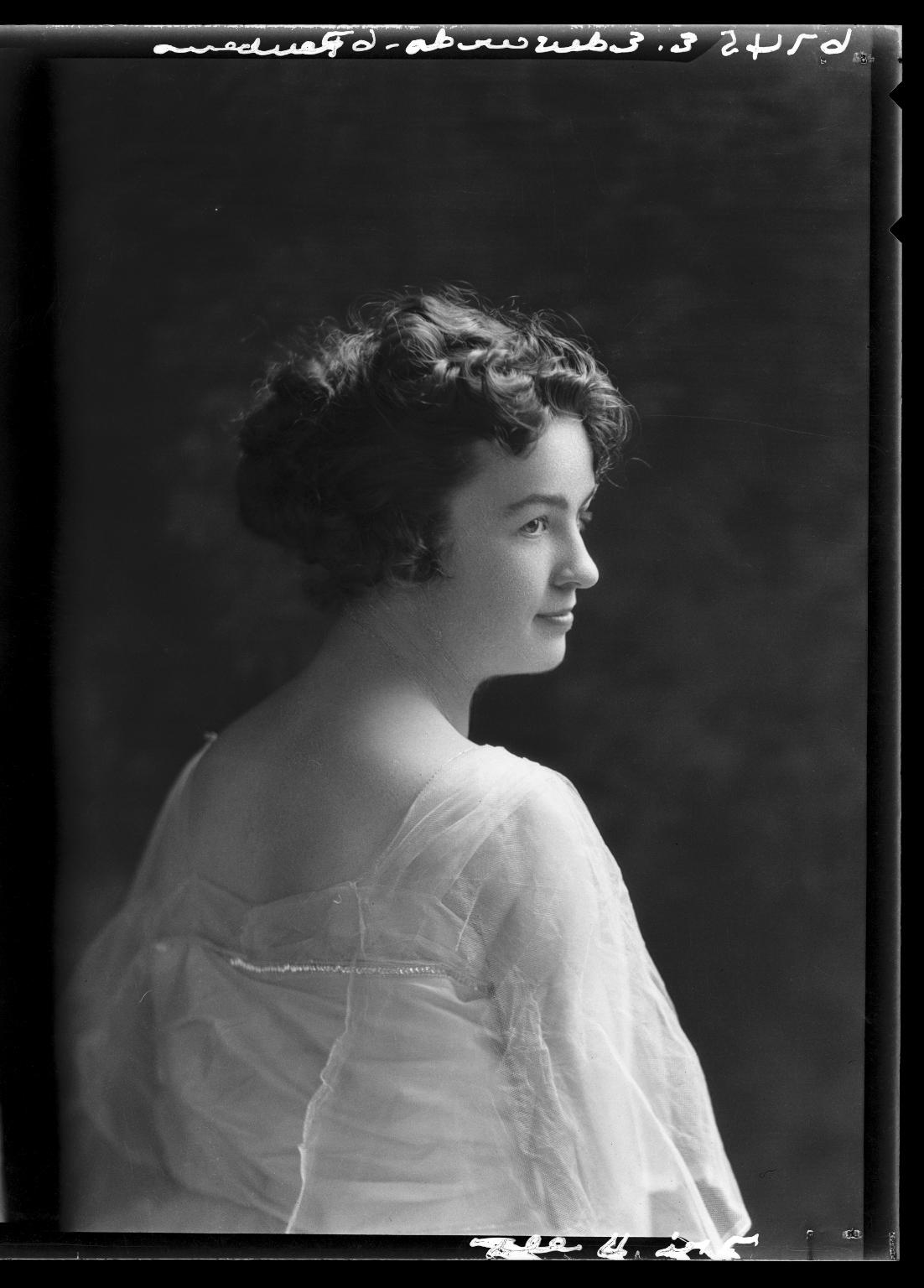 Portraits of Eunice Edwards