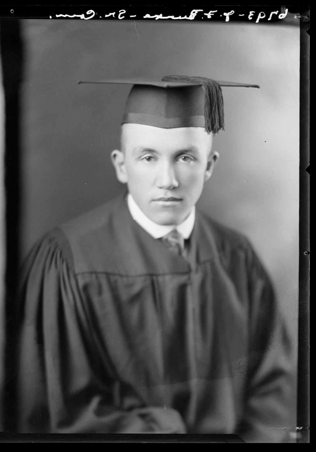 Portraits of J. F. Burke