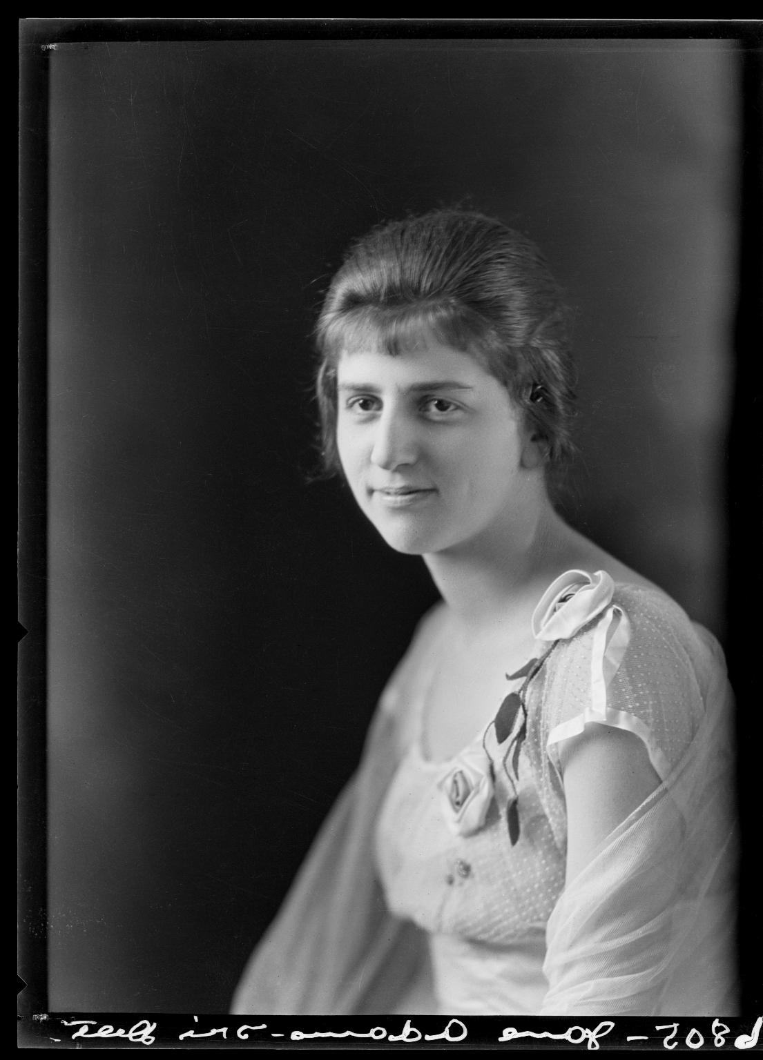Portraits of Jane Adams