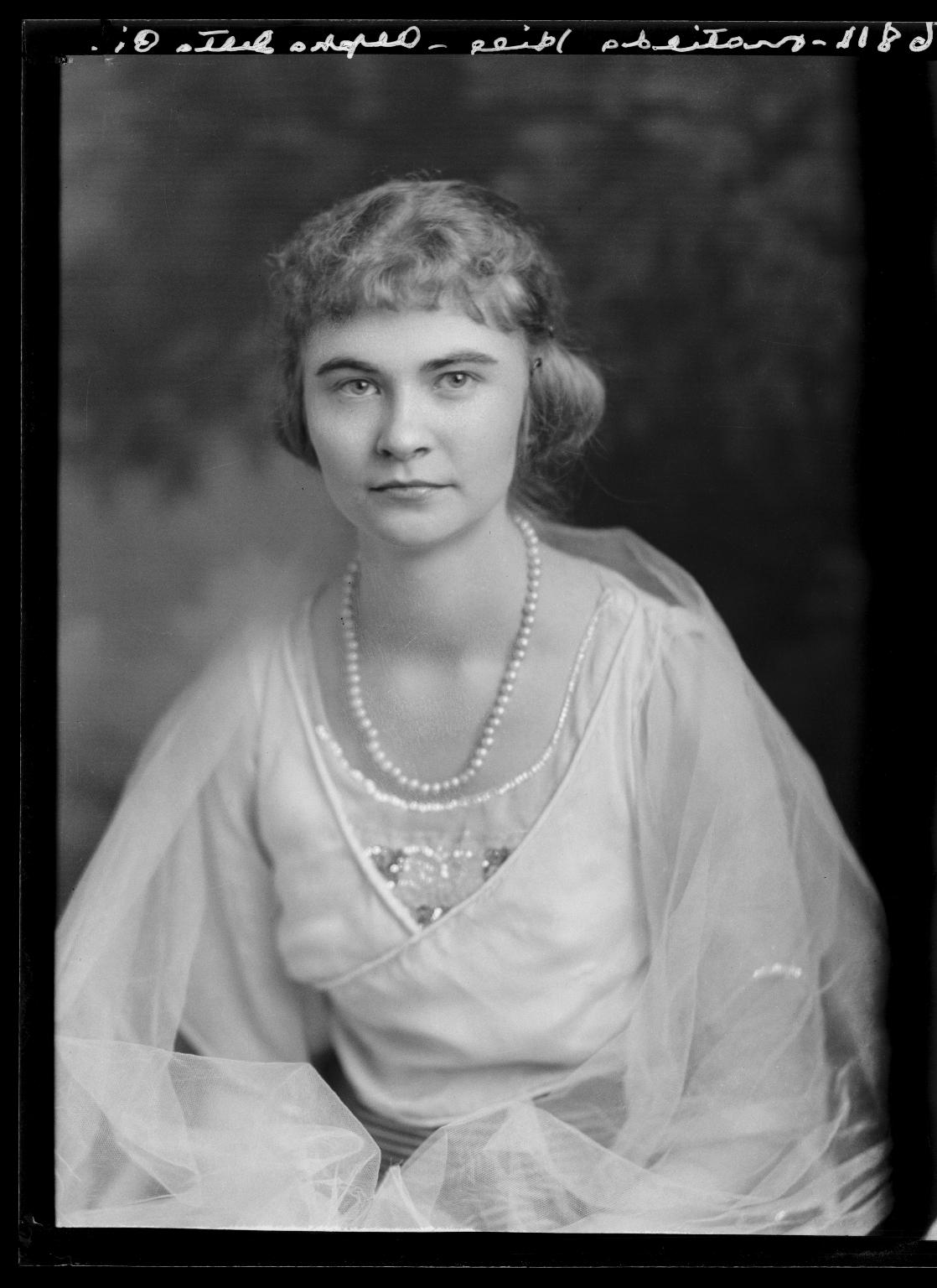 Portraits of Matilda Hill