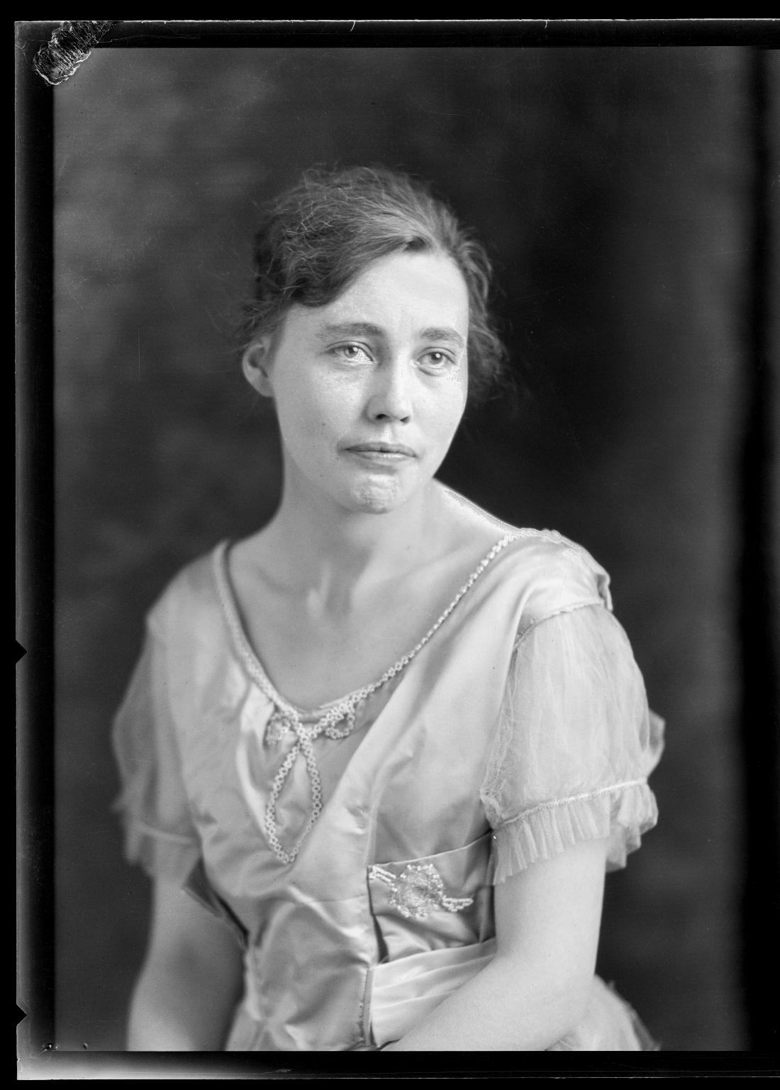 Portraits of Lillian Benson