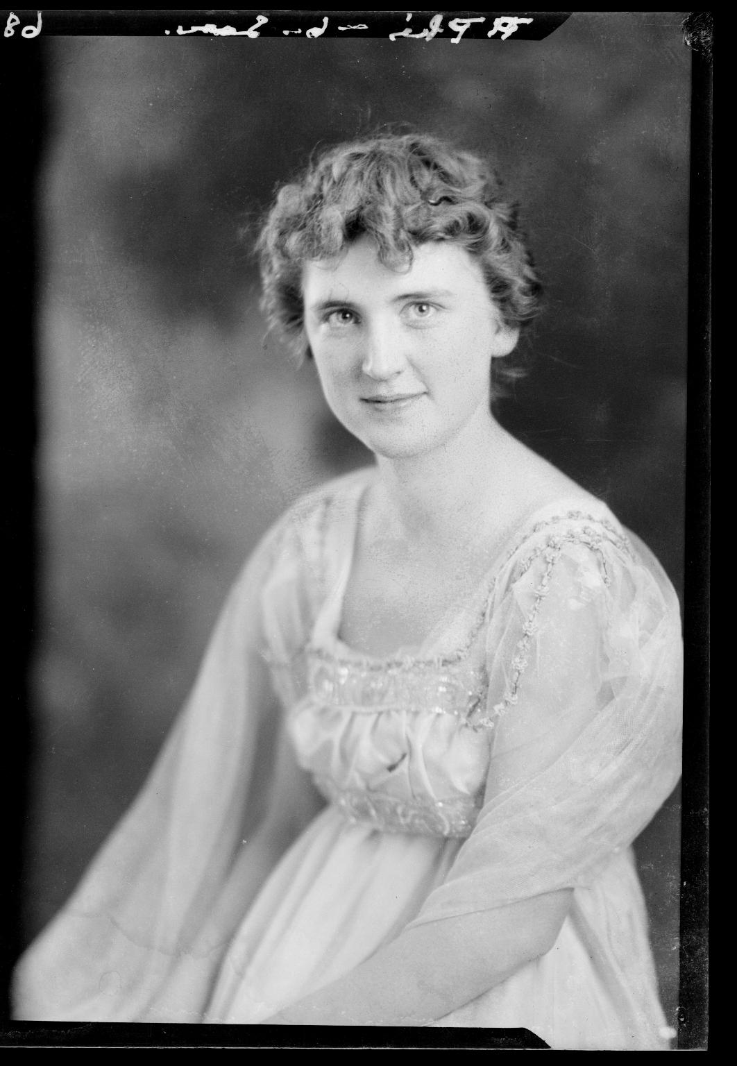 Portraits of Anna Coghean