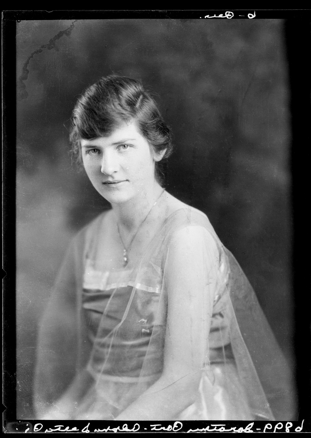 Portrait of Dorothy Port