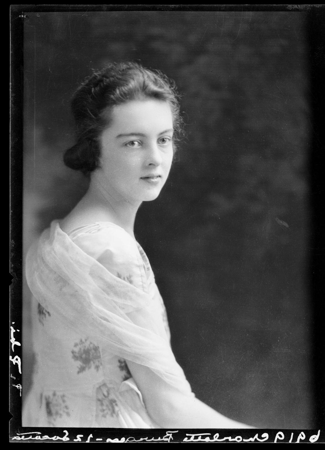 Portraits of Charlotte Burgess
