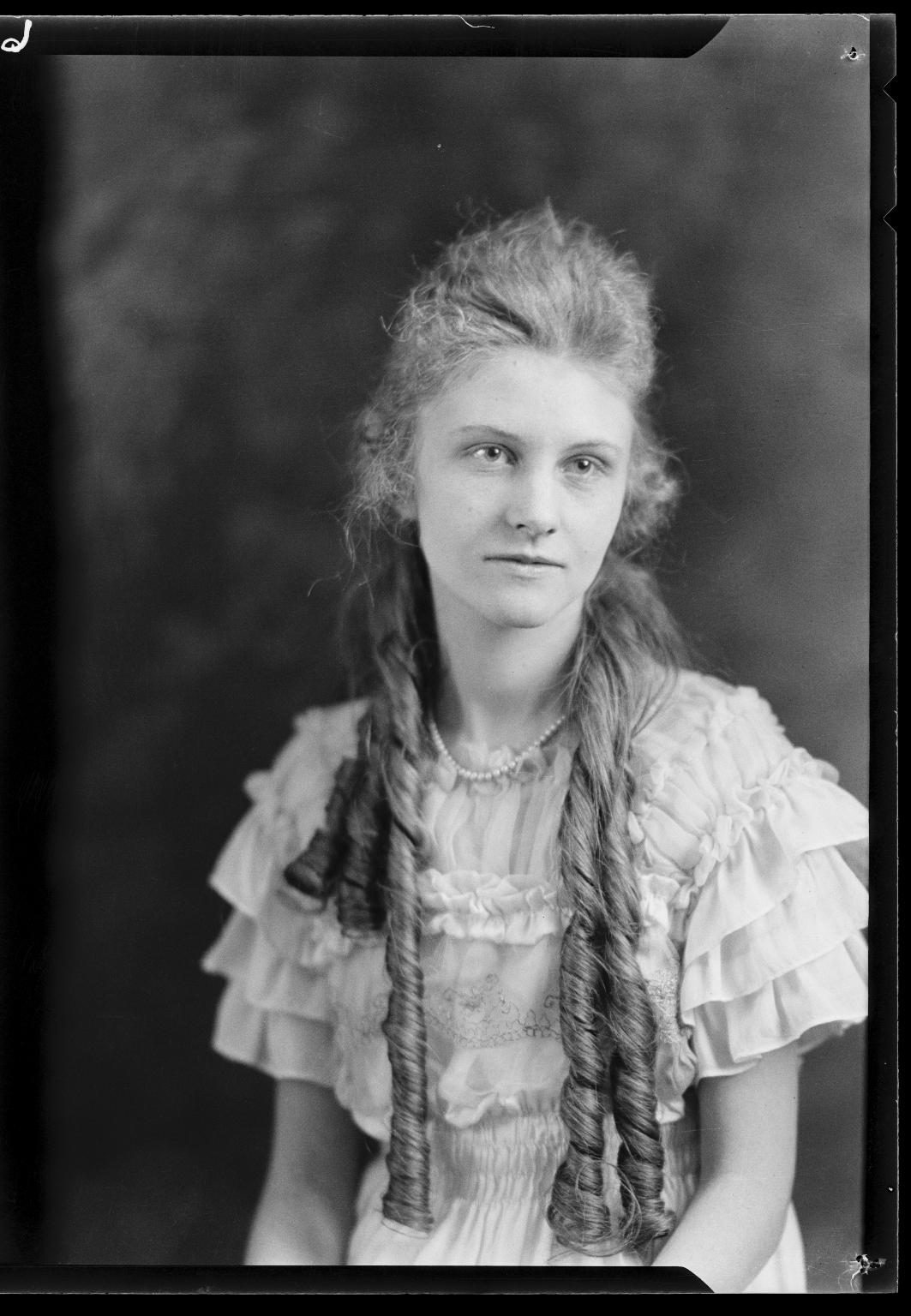 Portraits of Edith Buie