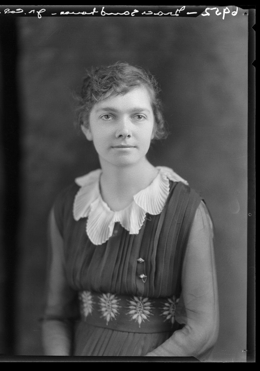 Portraits of Grace Sandhouse