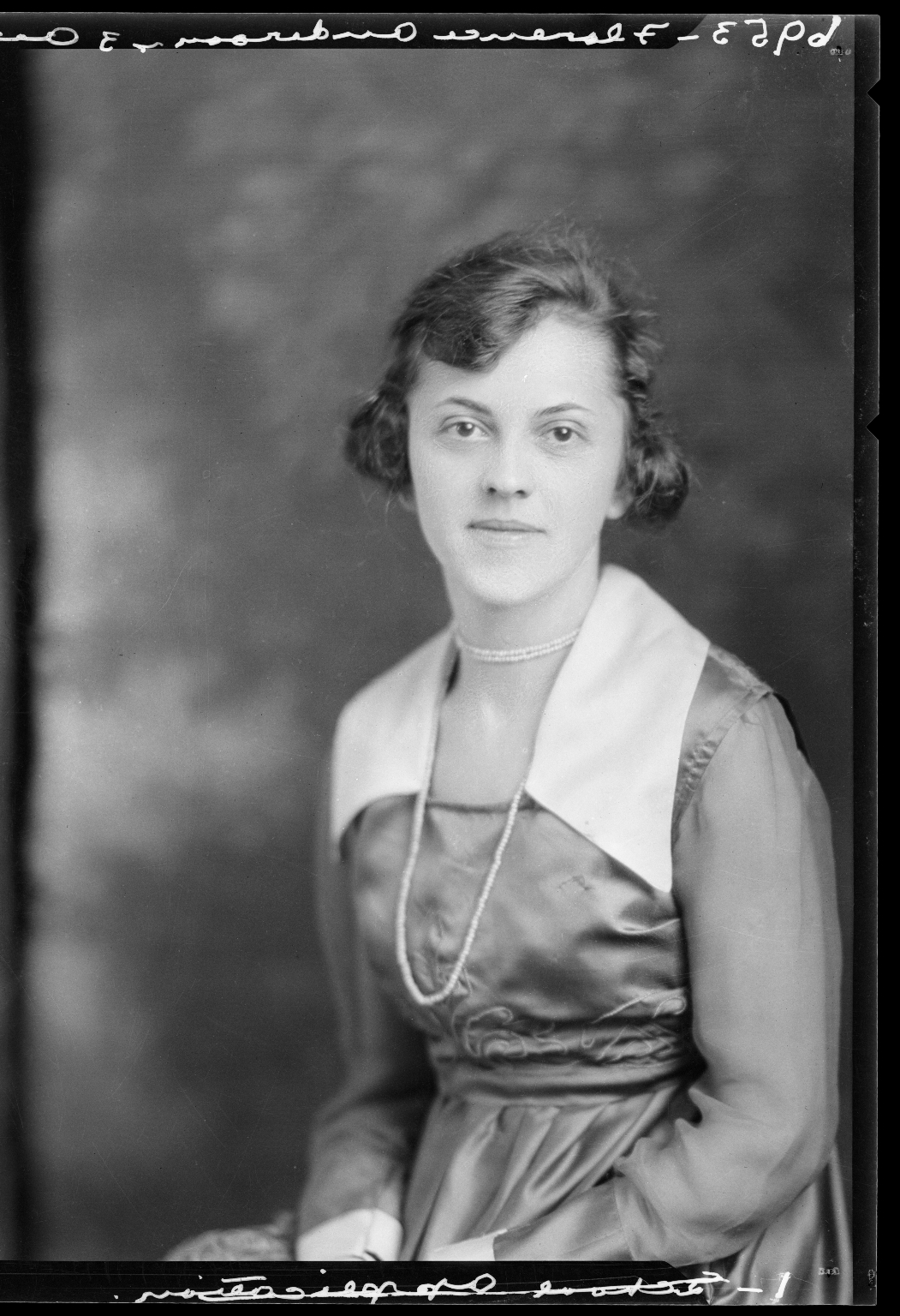 Portrait of Florence Anderson