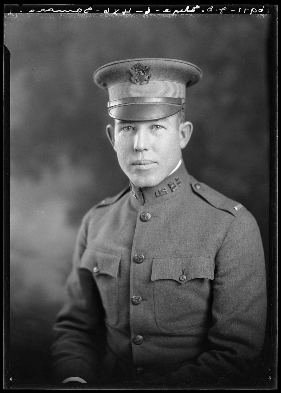 Portrait of J. D. Slye