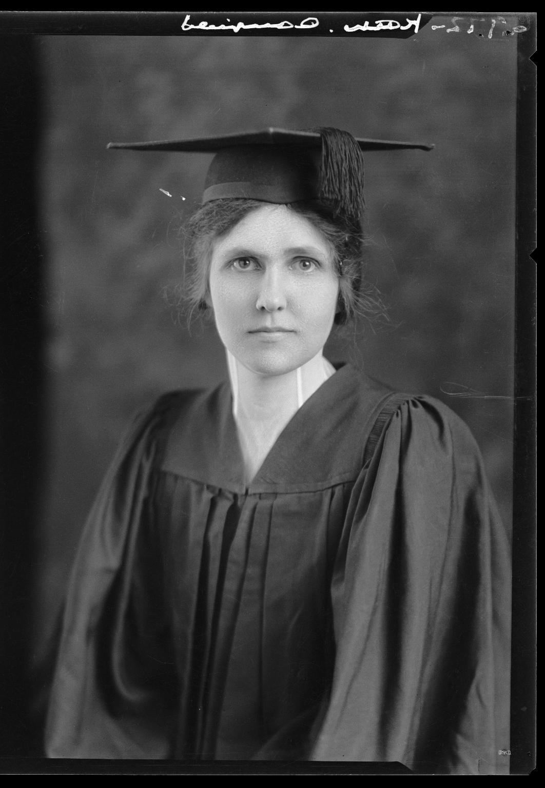 Portraits of Kathleen Caufield
