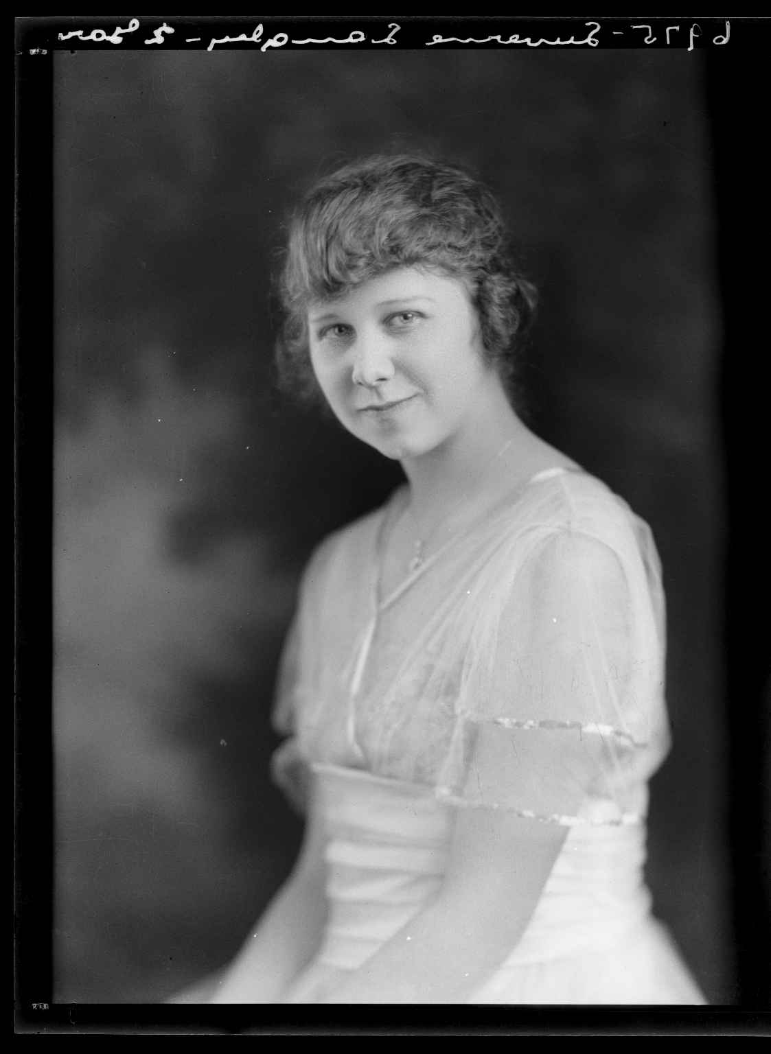 Portraits of Luverne Langley