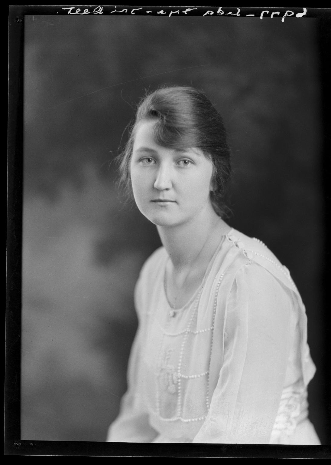 Portraits of Leda Frye