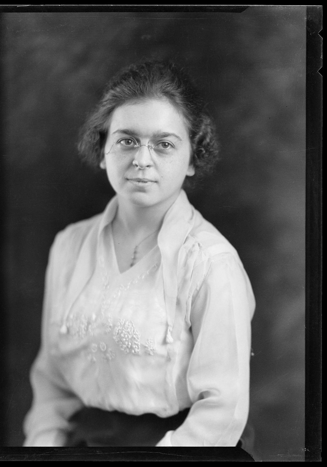 Portraits of Gladys Doherty
