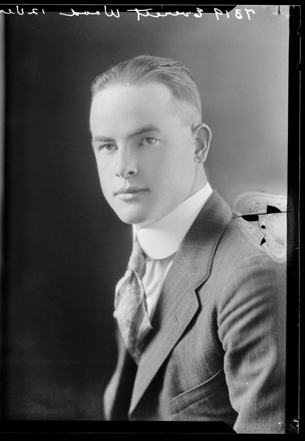 Portraits of Everett Wood