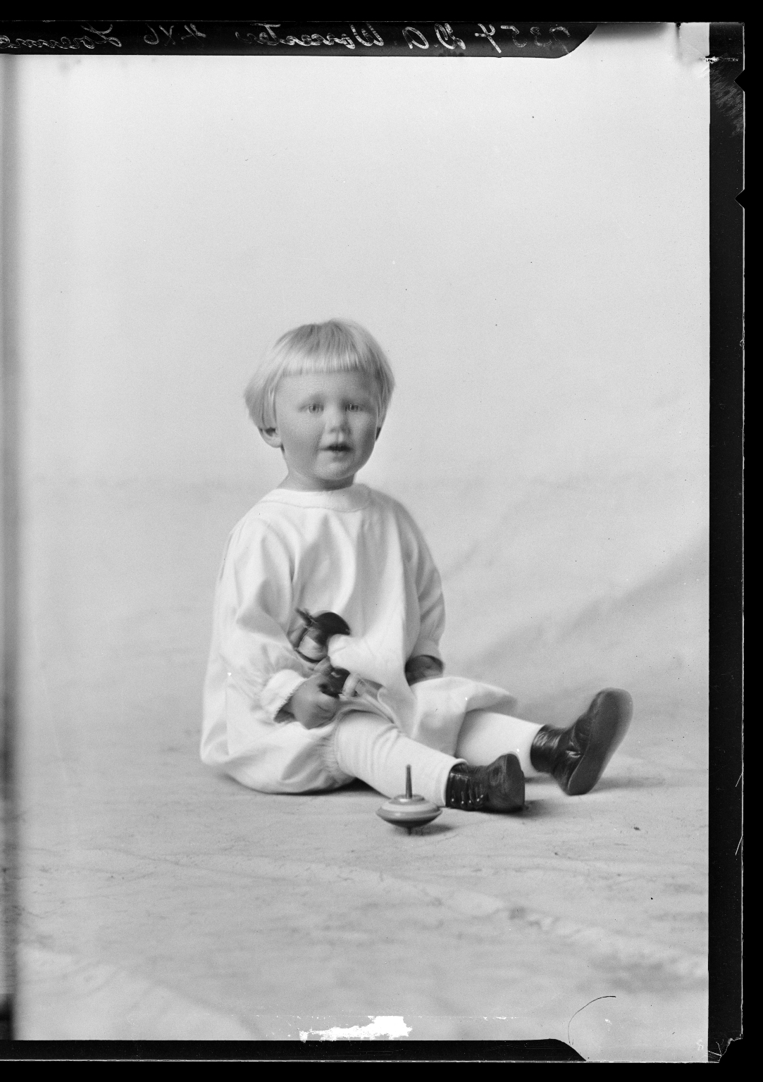 Portraits of child of D. A. Worcester