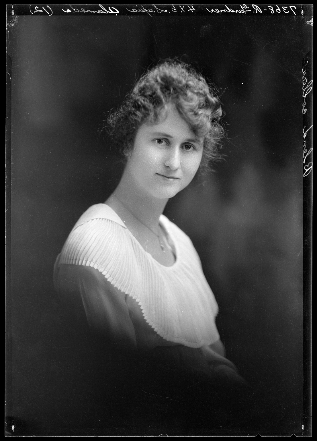Portrait of Rhea Gardner