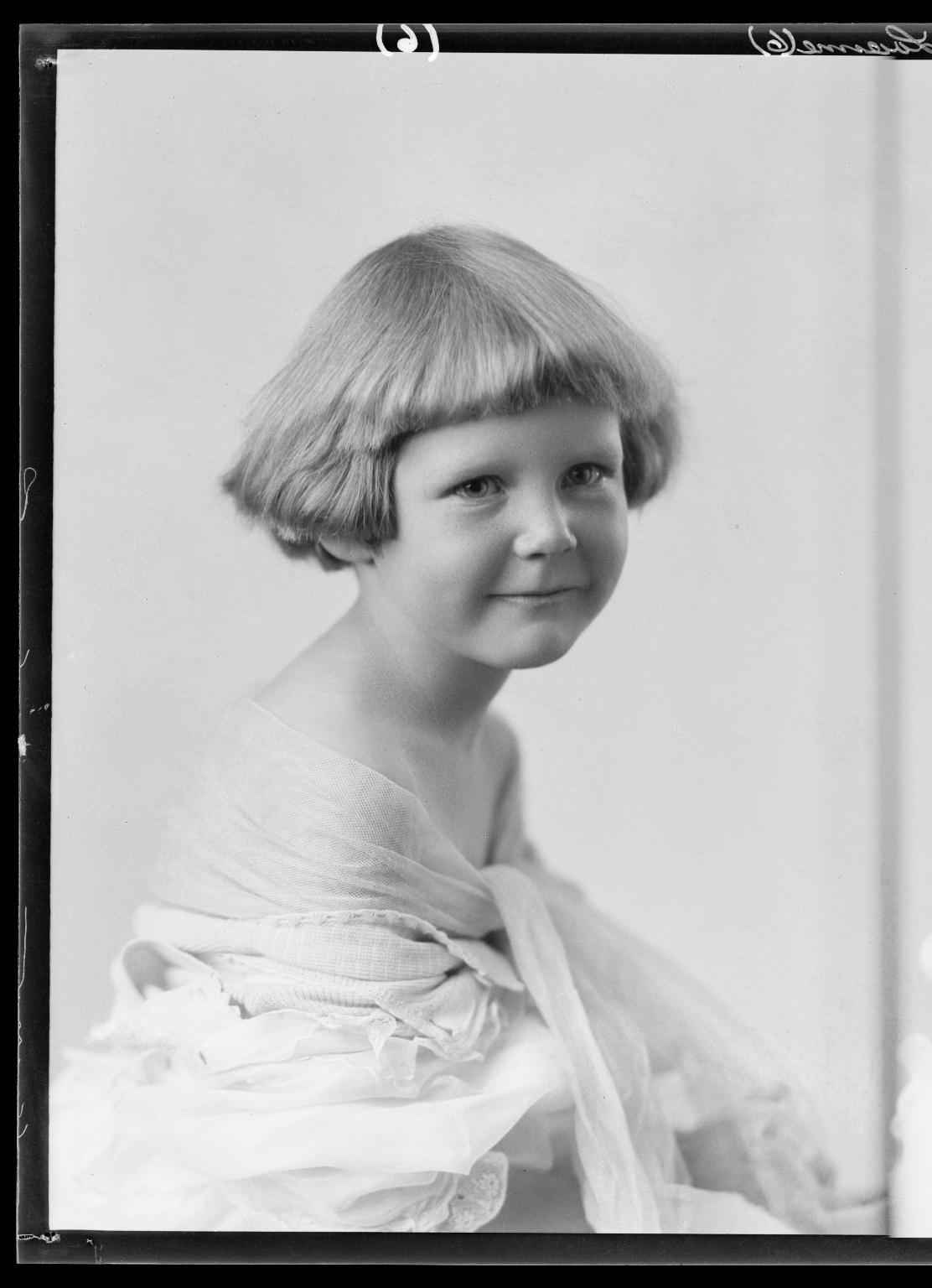Portraits of children of Mrs. O. M. Gilbert