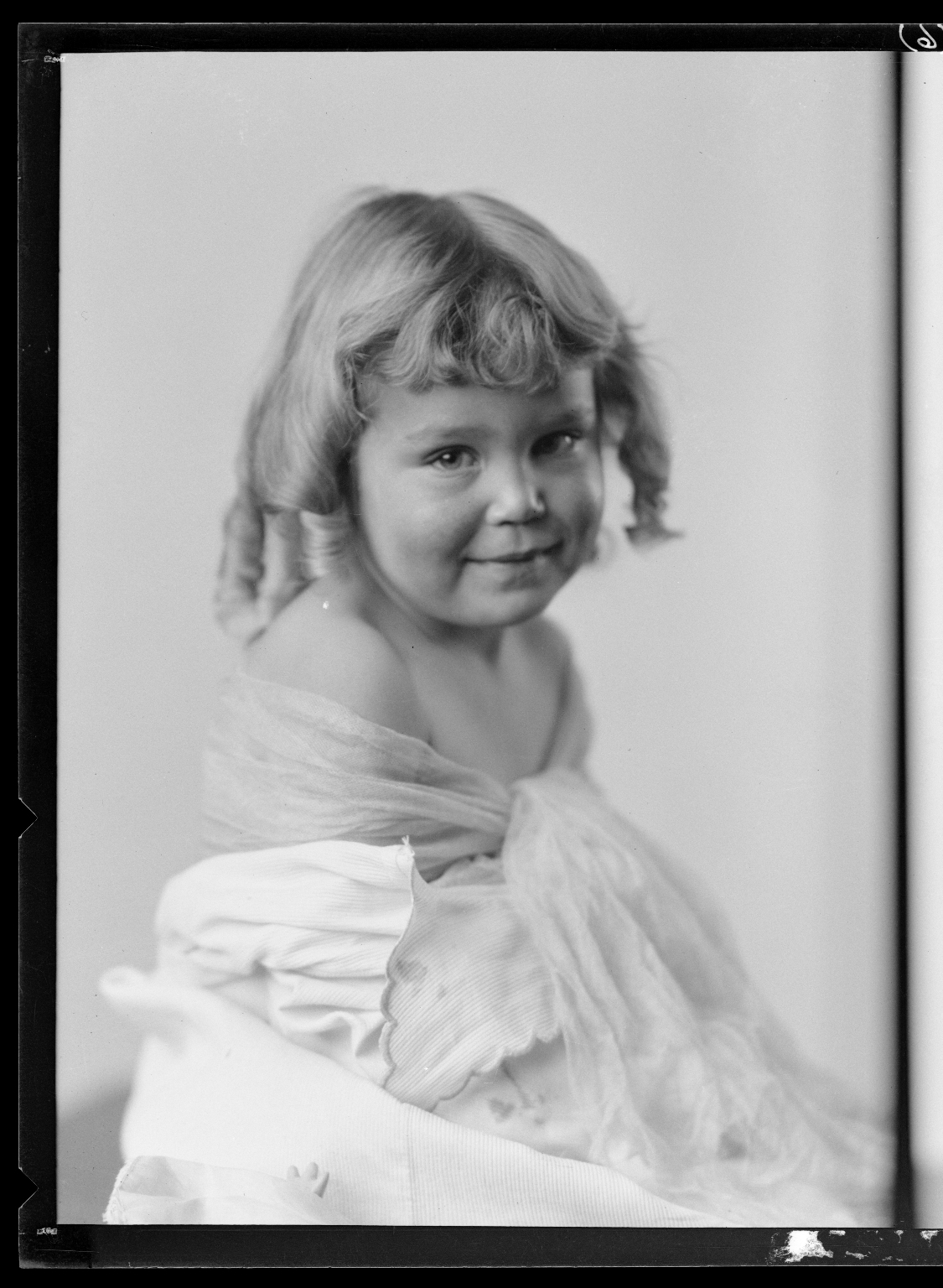 Portraits of children of Mrs. O. M. Gilbert