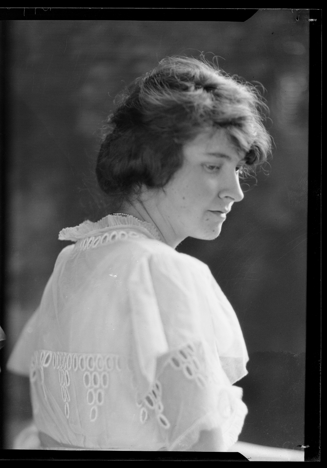 Portraits of Gertrude Kellogg