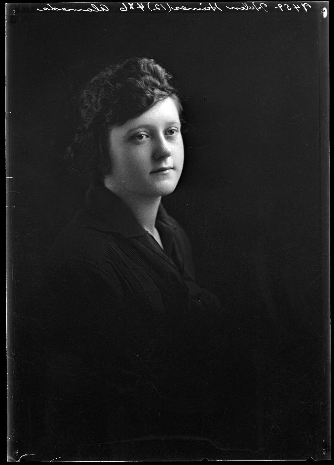 Portrait of Helen Haines