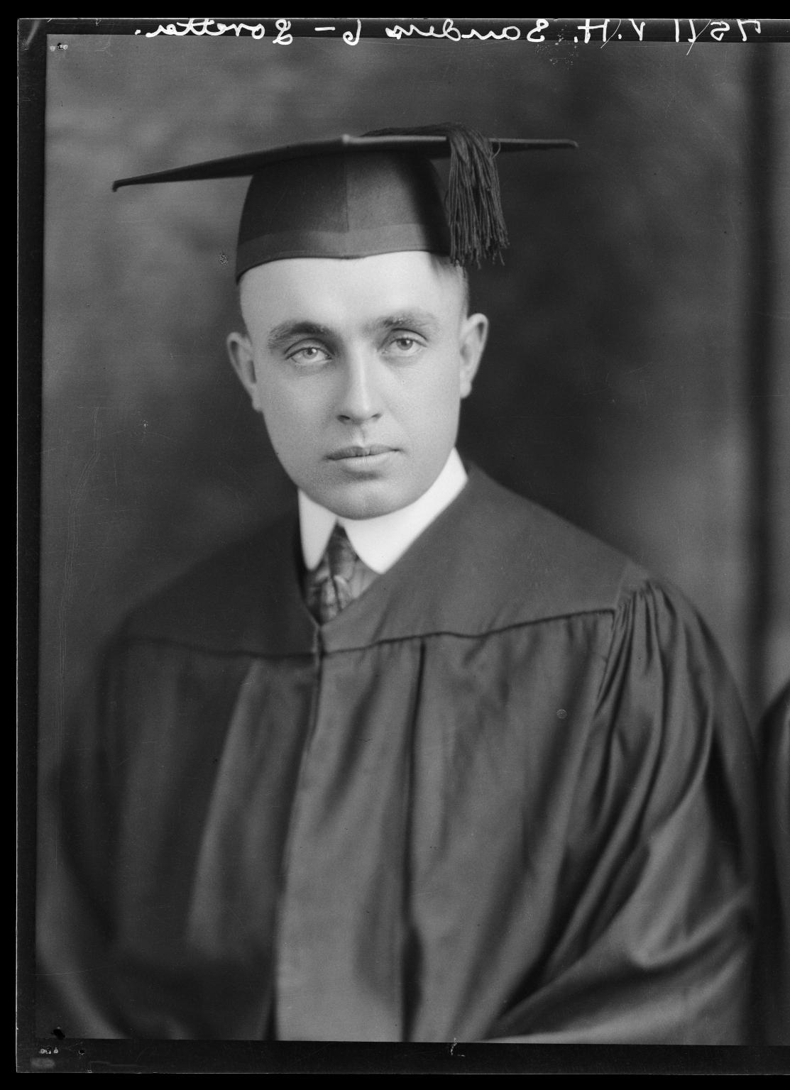 Portraits of V. H. Sanders