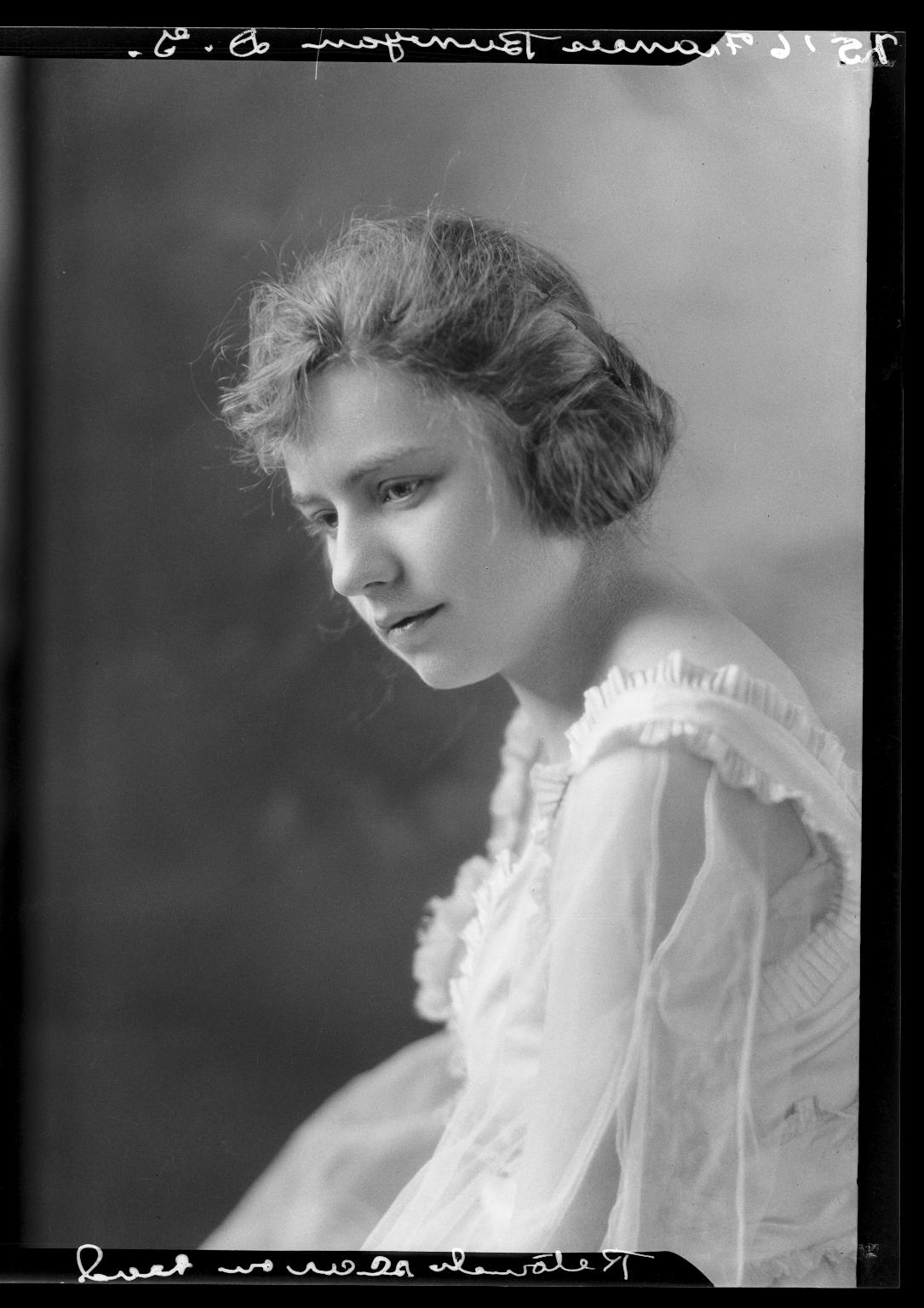 Portraits of Frances Bunyan
