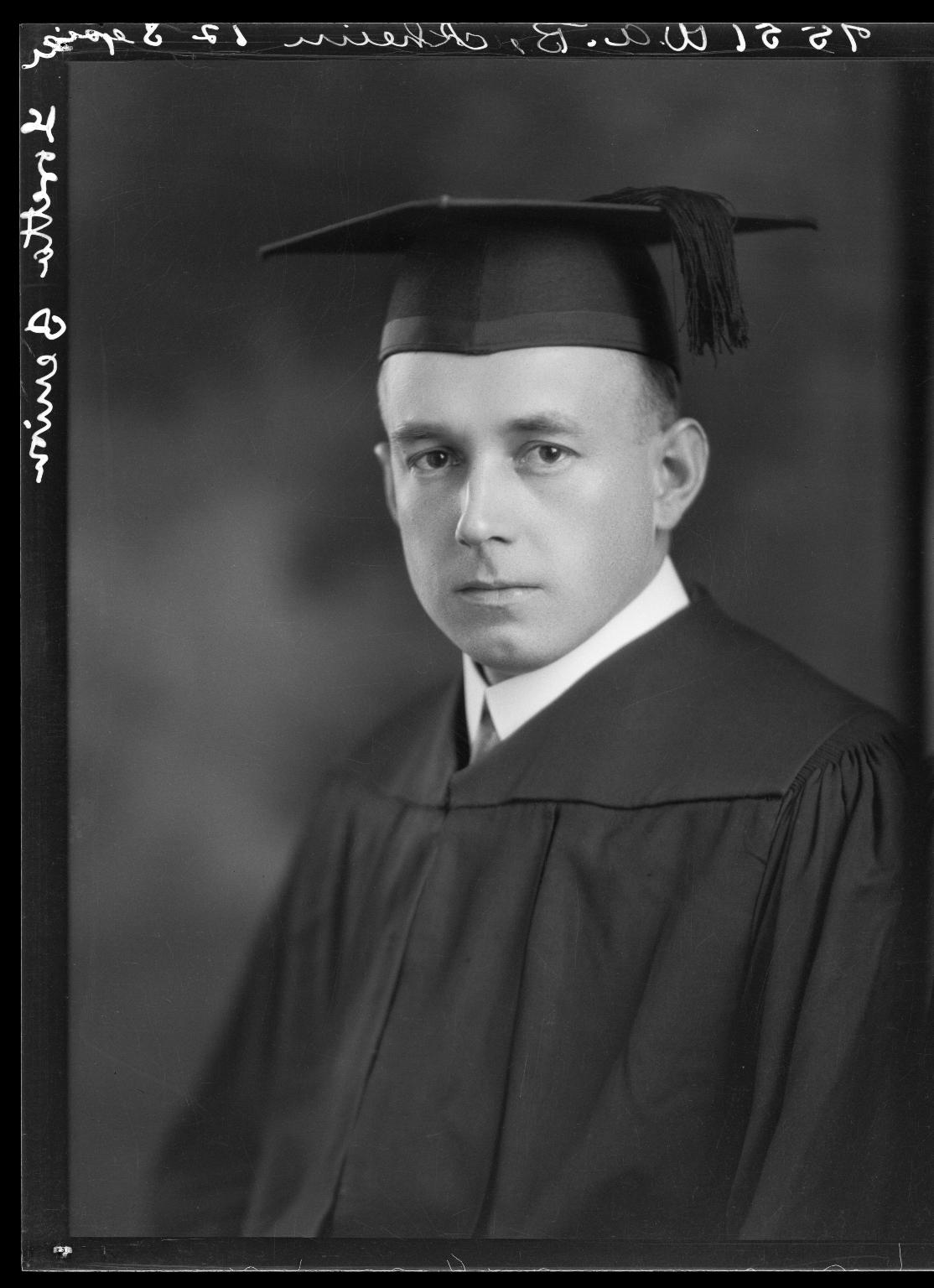Portraits of W. A. Buckheim