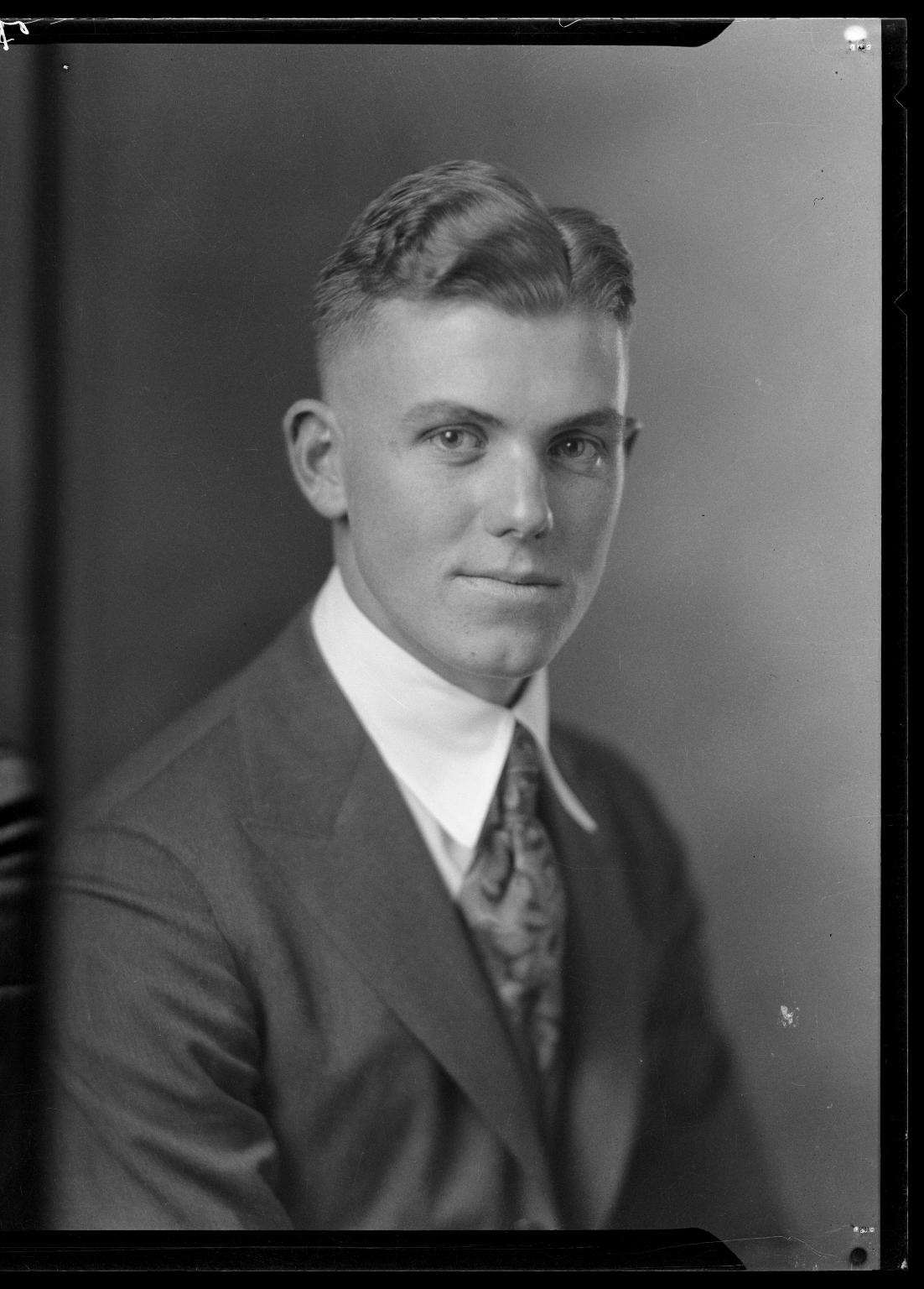 Portraits of Warren Thompson