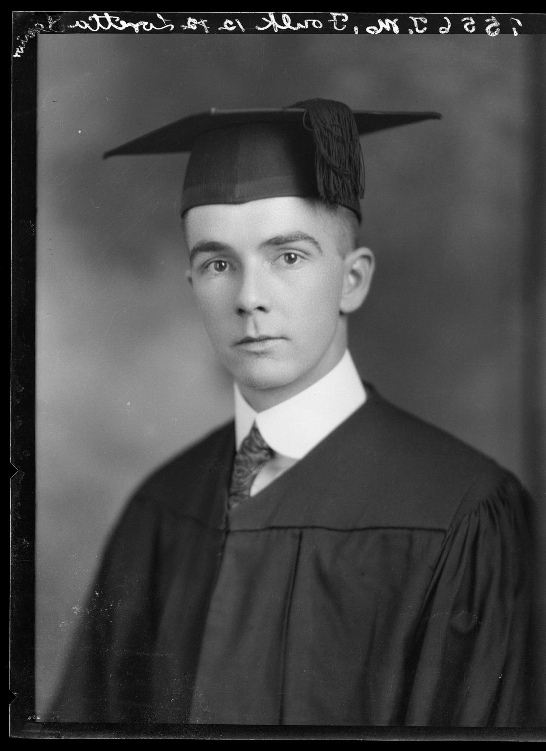 Portraits of T. M. Foulk