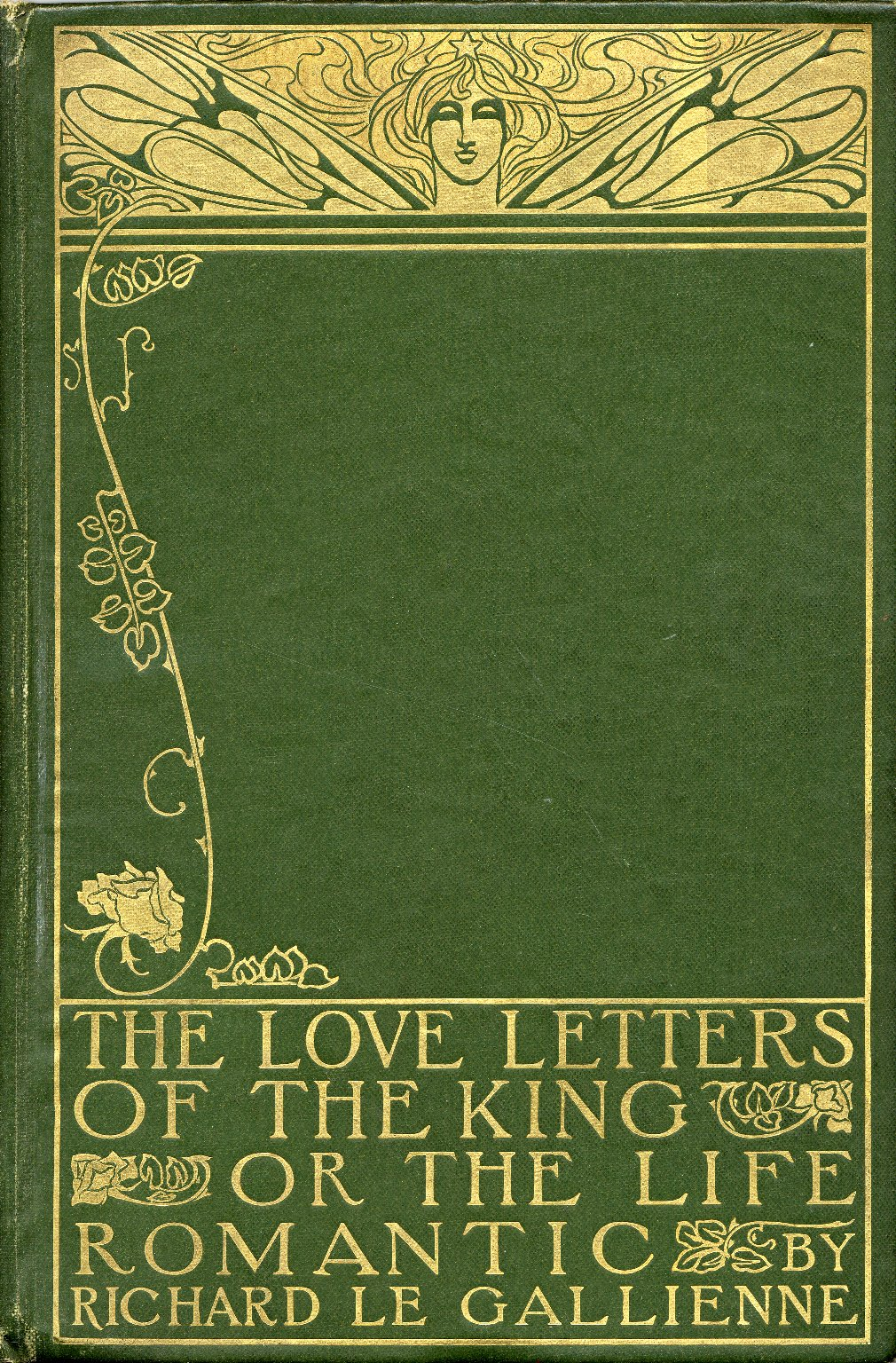 The love-letters of the king