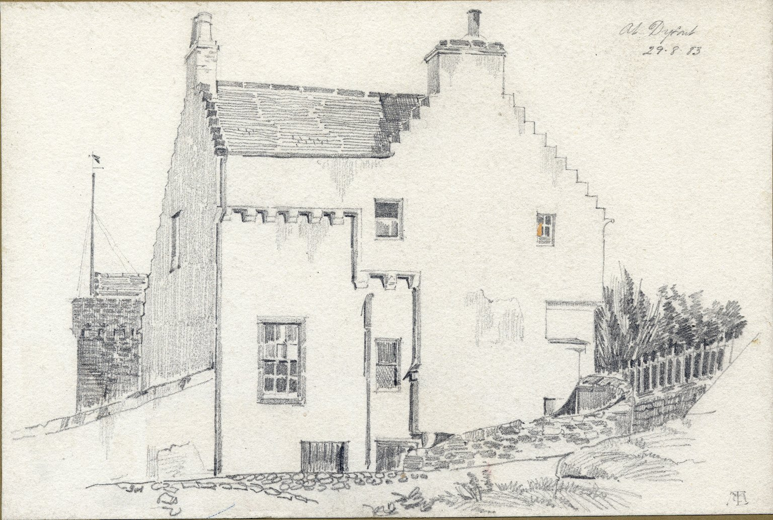 House at Dysart