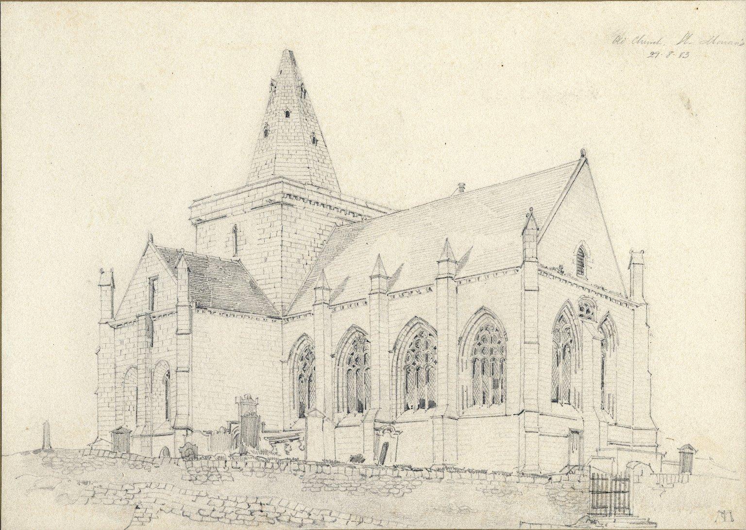 Church at St. Ninians