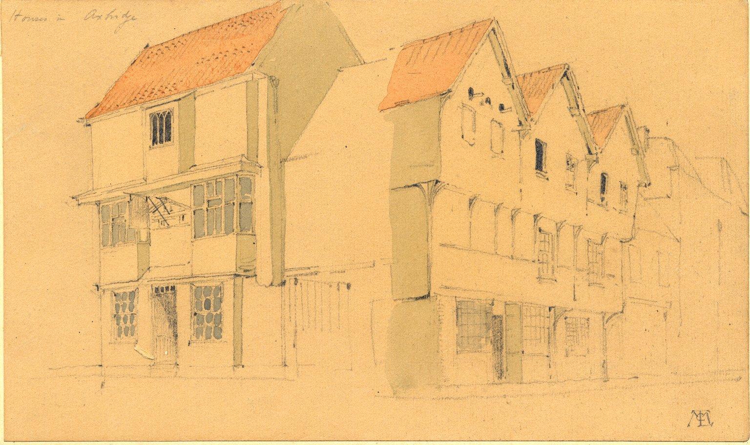 Houses in Axbridge
