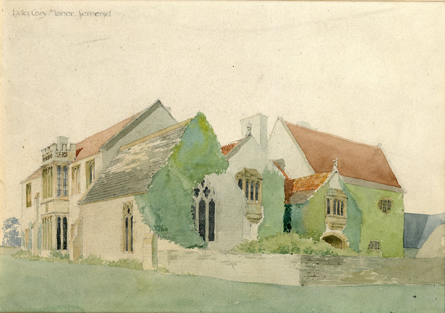 Lytes Cary Manor, Somerset