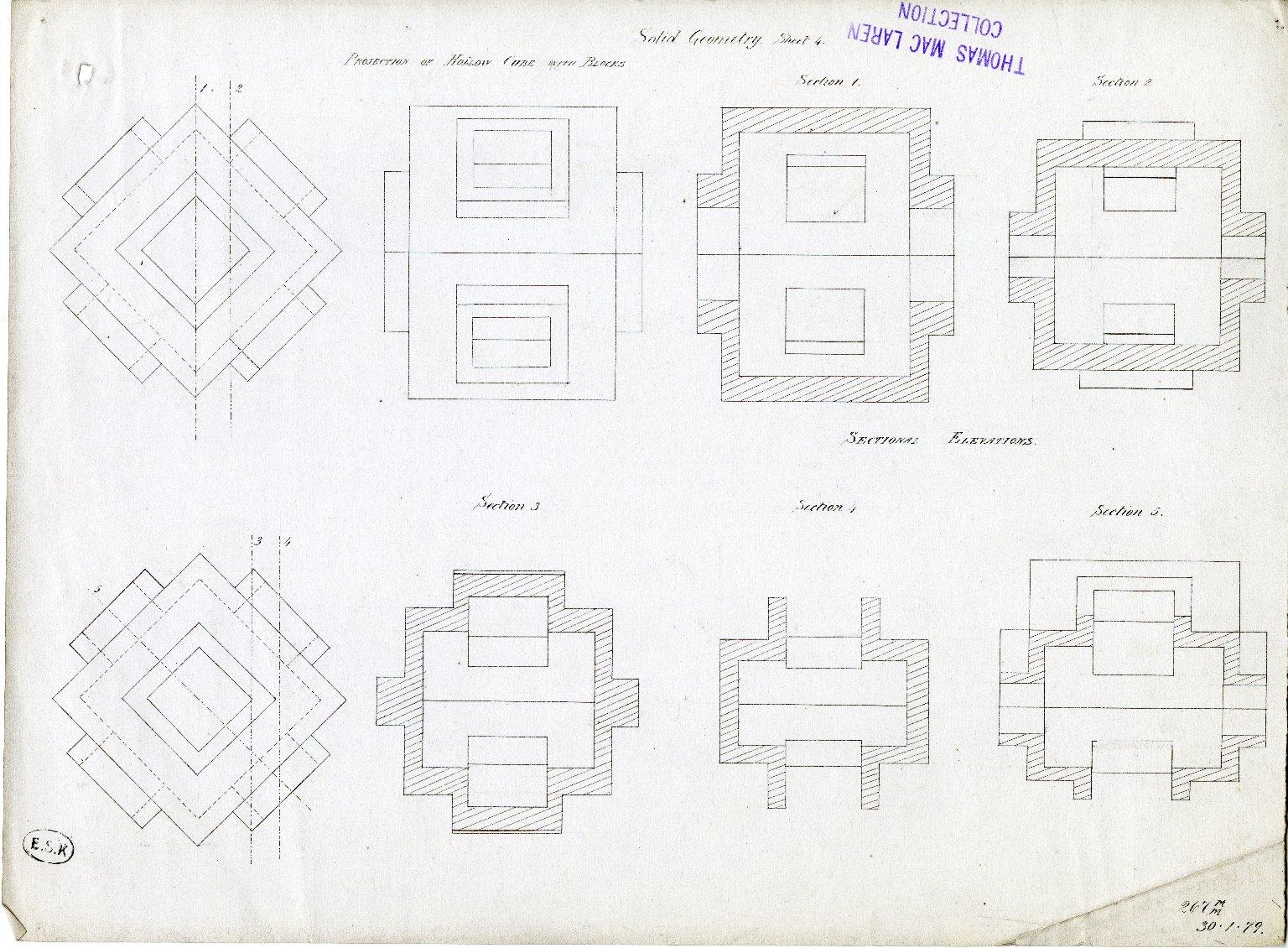Solid Geometry. Sheet 4