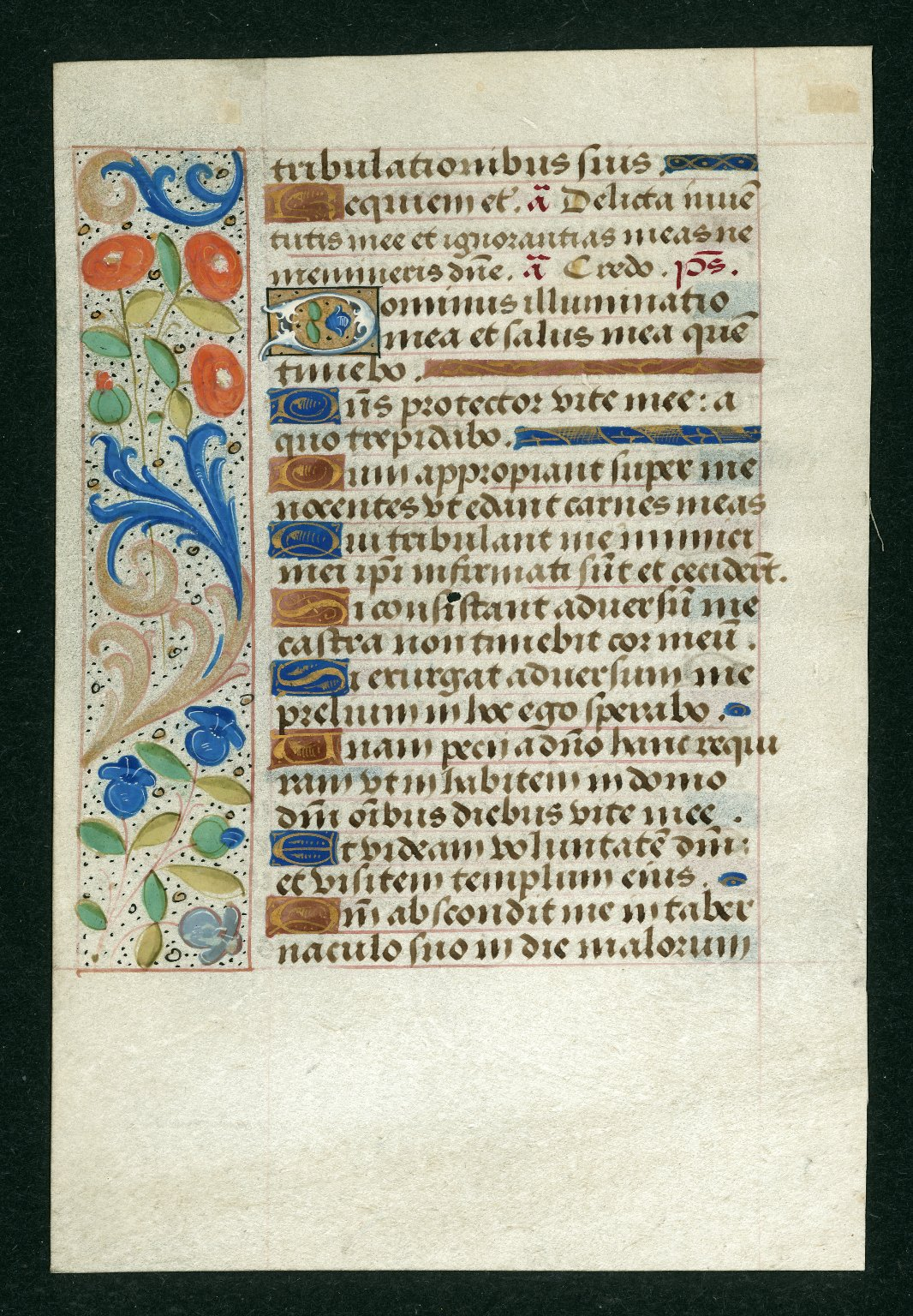 Book of Hours (Office of the Dead)