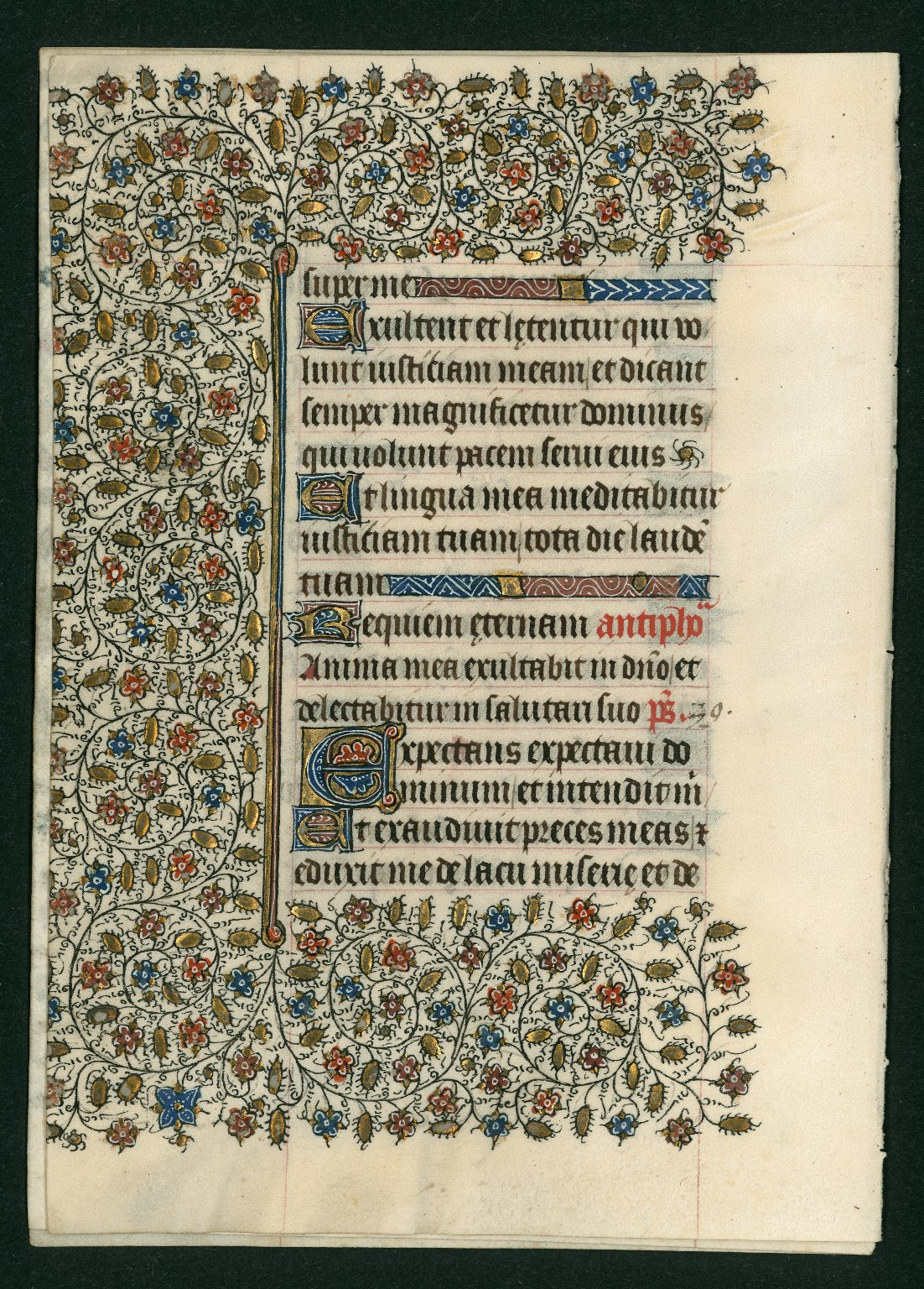 Book of Hours. France
