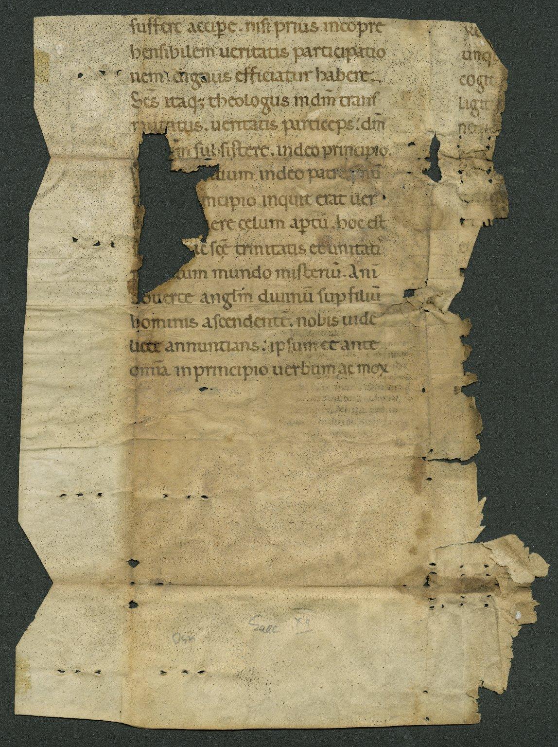 Homilia in prologum Euangelii secundum Ioannem