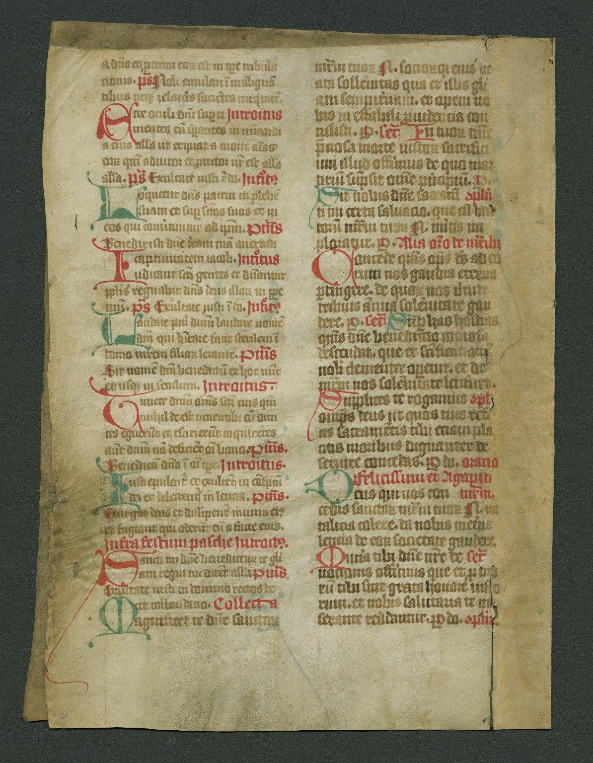 Missale. Germany (Bavaria)