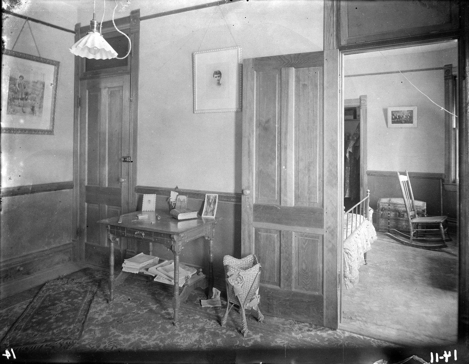Woodbury interior bedroom