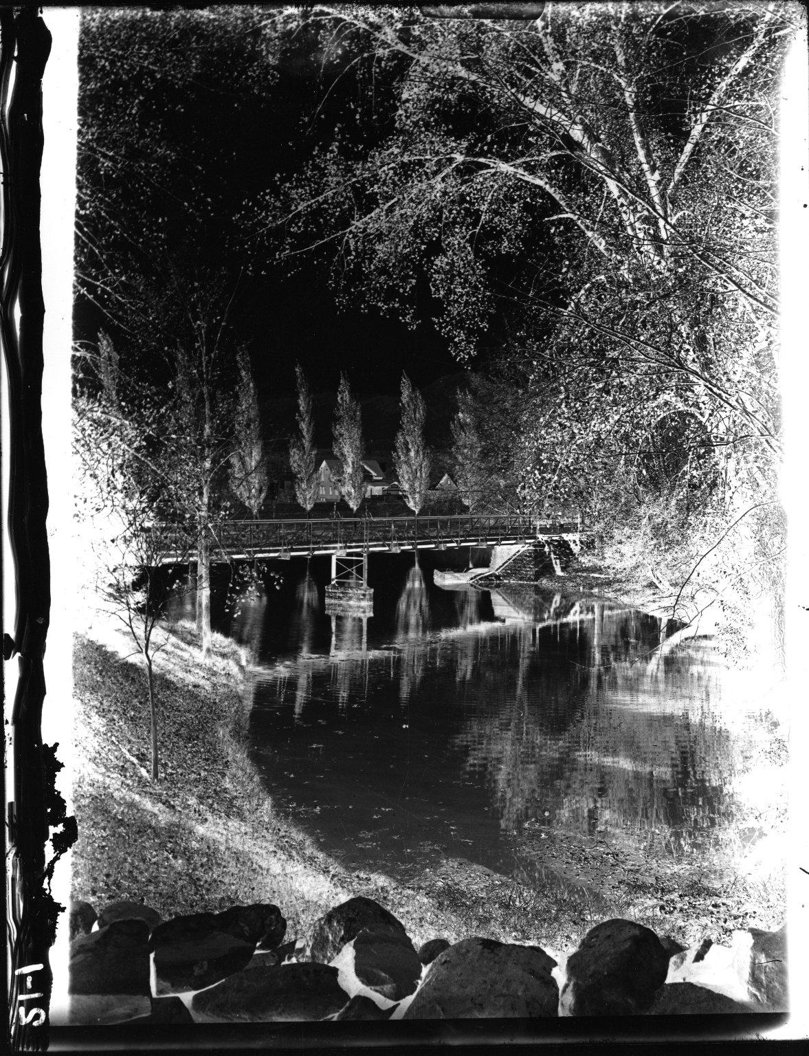 [Bridge over Varsity Lake]