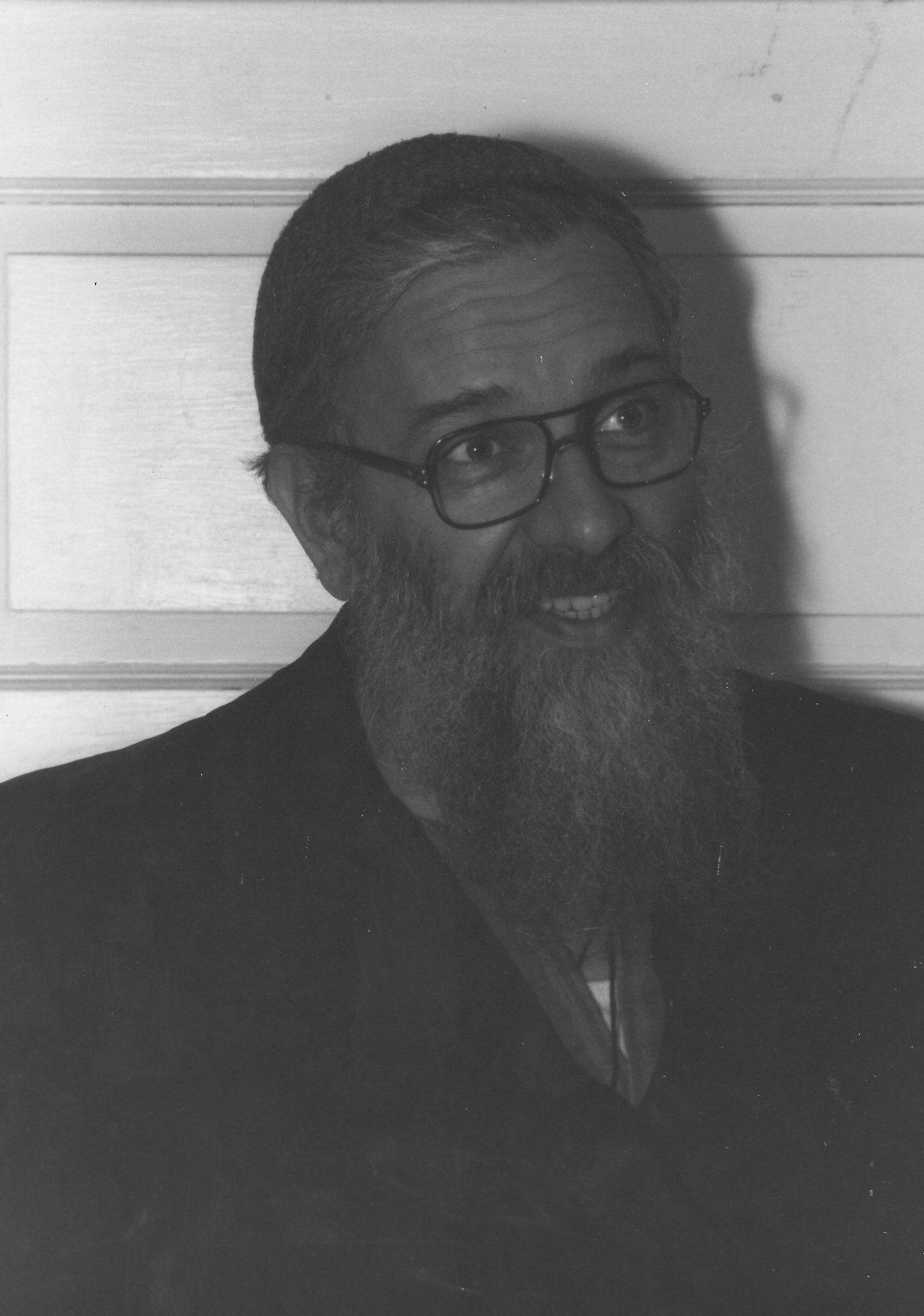 Rabbi Zalman Schachter, ca. 1970s.