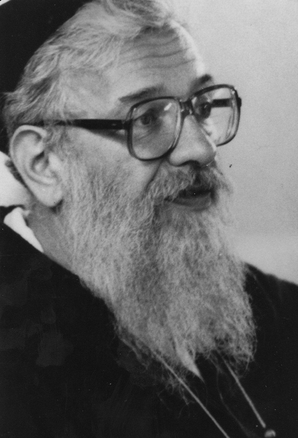 Rabbi Zalman Schachter, ca. 1980s.