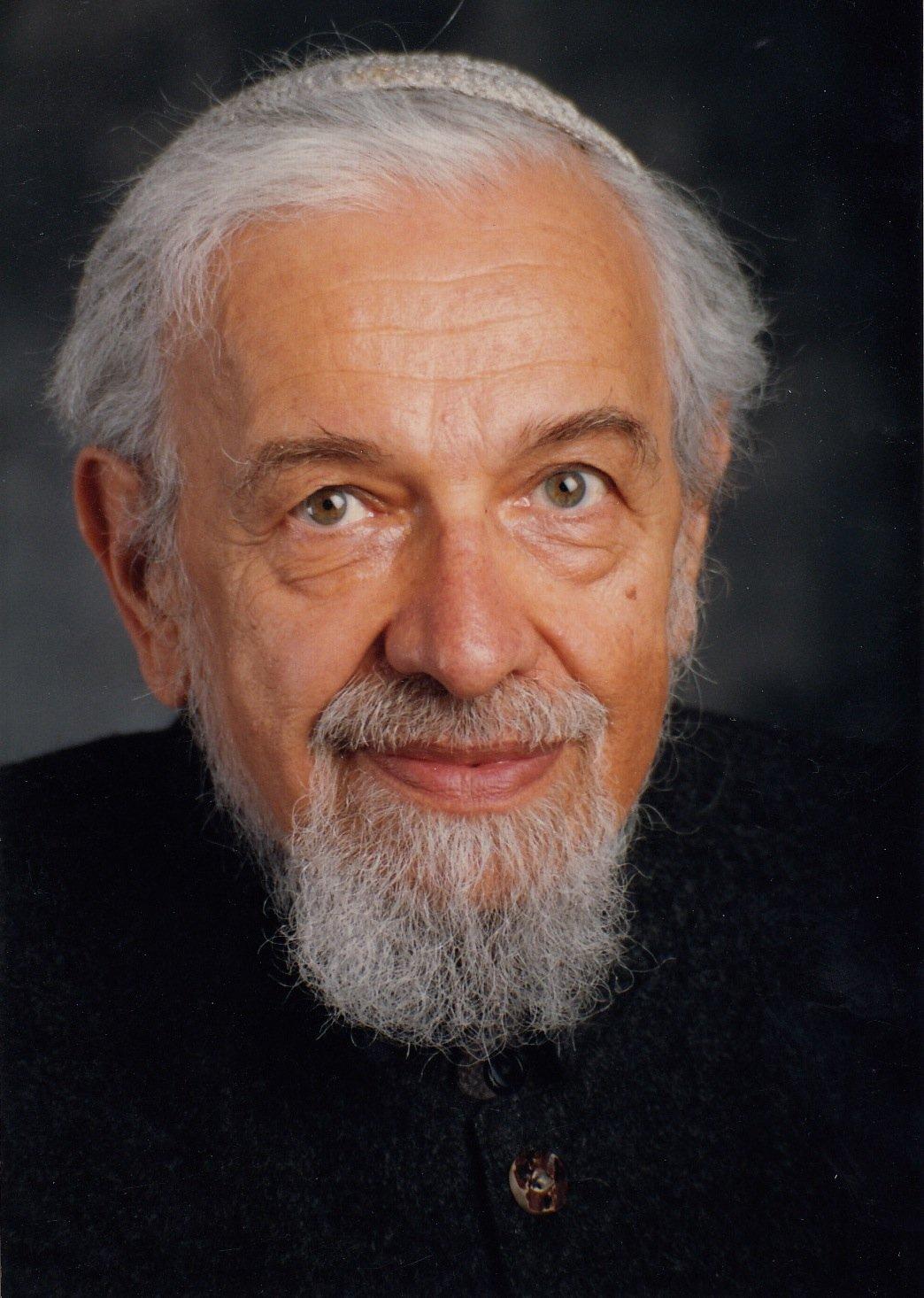 Rabbi Zalman Schachter-Shalomi, late 1990s.