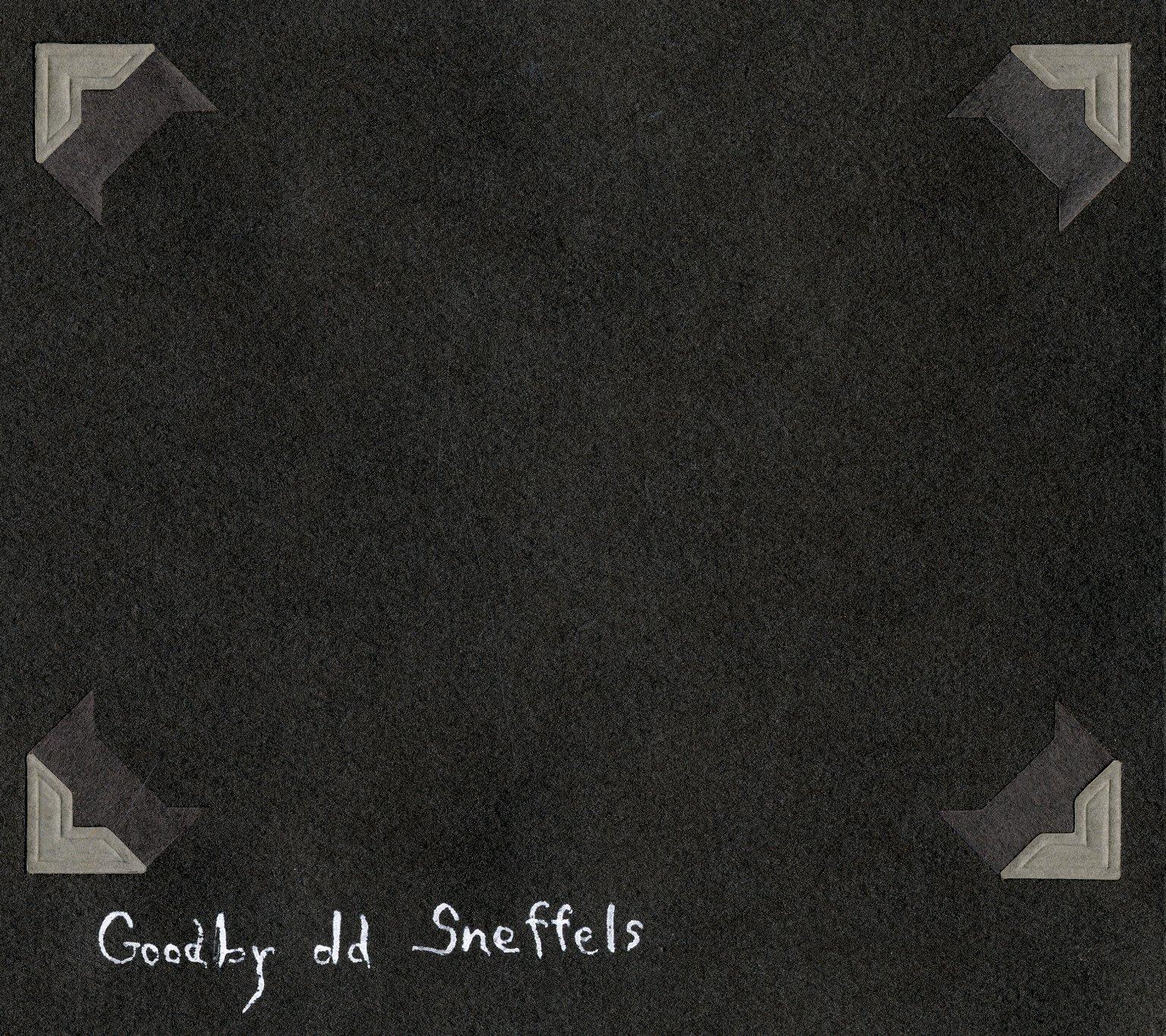 Goodby dd Sneffels