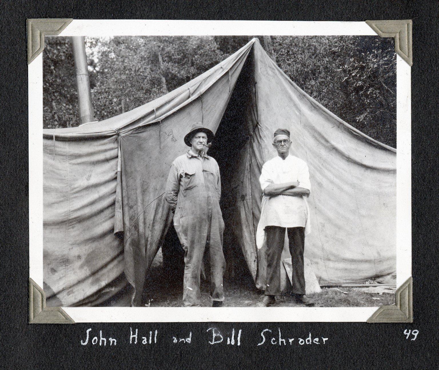 John Hall and Bill Schroder