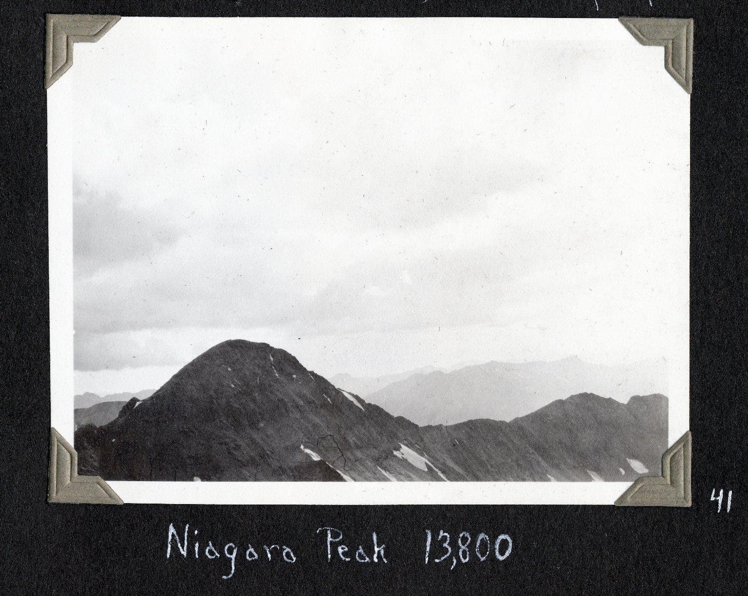 Niagara Peak