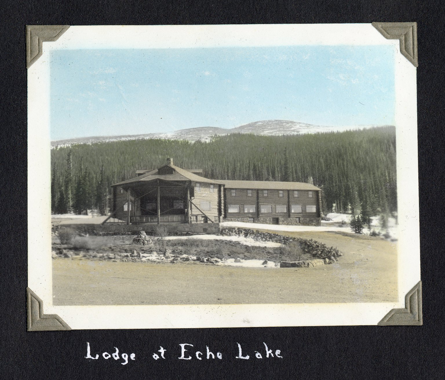 Lodge at Echo Lake