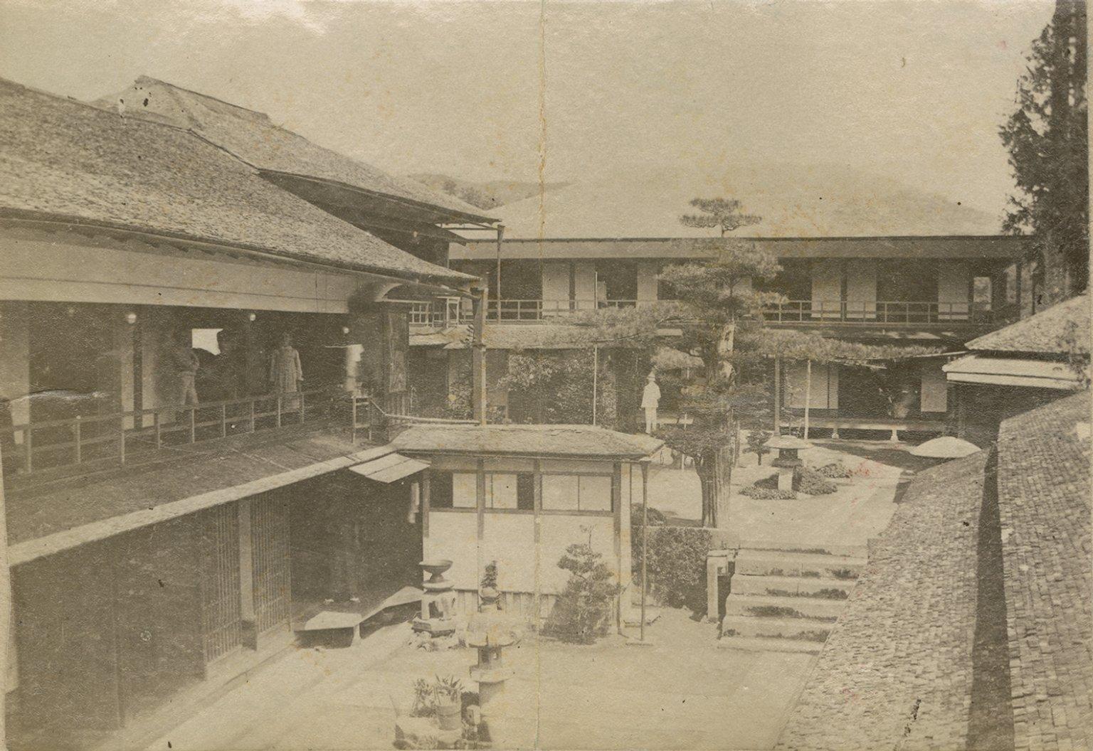 Suzuki Tea House, Nikko
