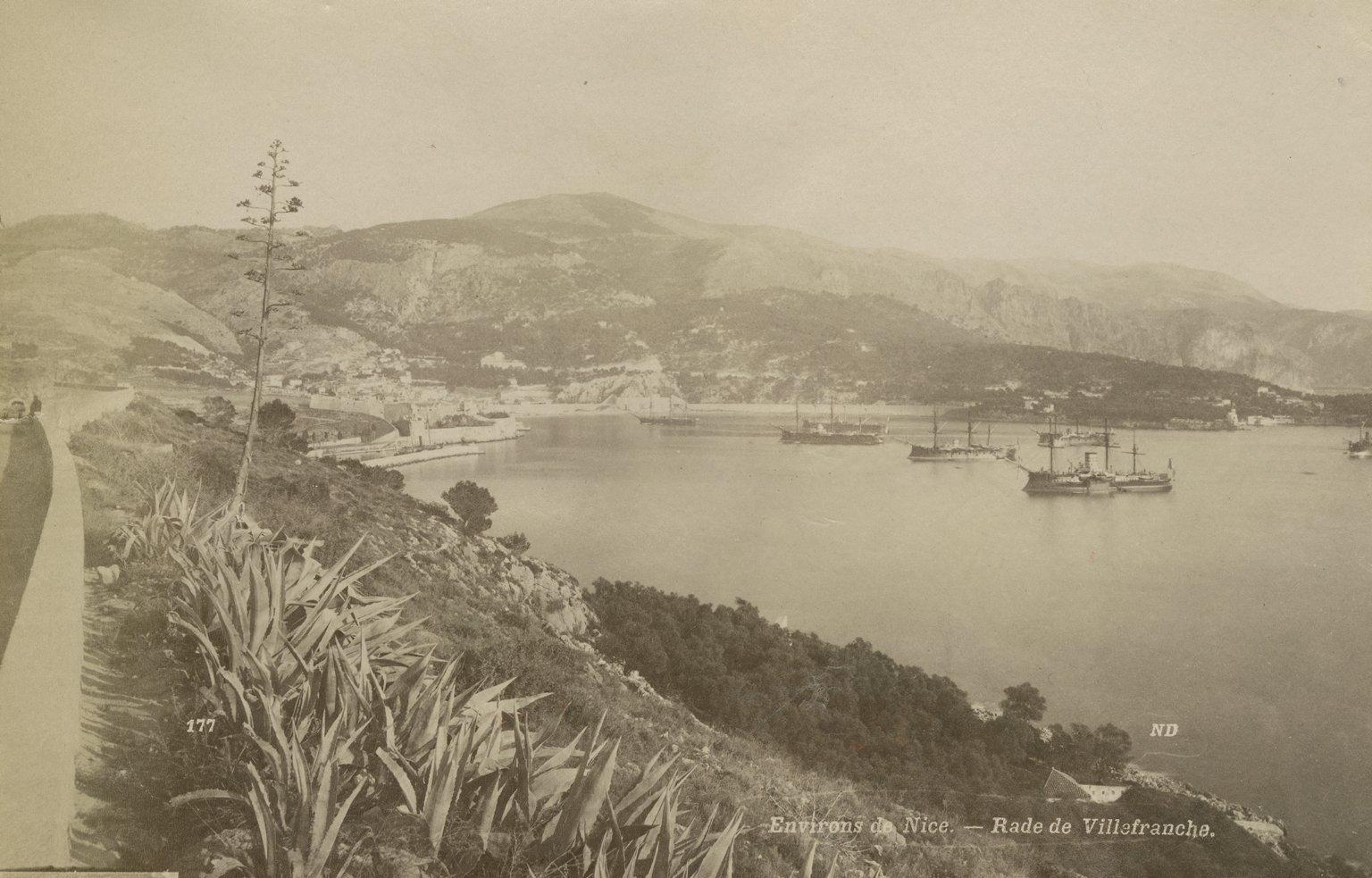 Villefranche Harbor